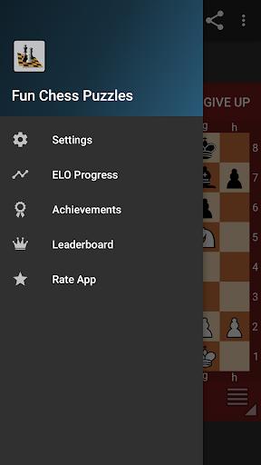 Fun Chess Puzzles Free (Tactics) 2.4.4 screenshots 8