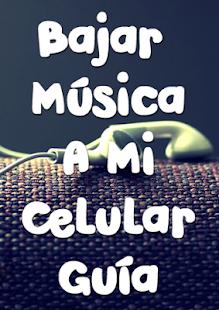 Bajar Musica A Mi Celular Guia Gratis y Facil - náhled