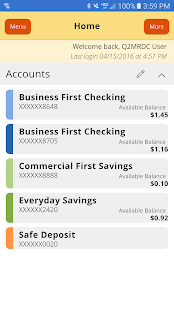 First Financial Bank - Mobile- screenshot thumbnail