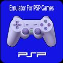 Emulator for PSP Games icon