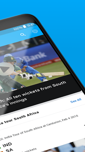 ESPNCricinfo - Live Cricket Scores, News & Videos 6.1.1 screenshots 2