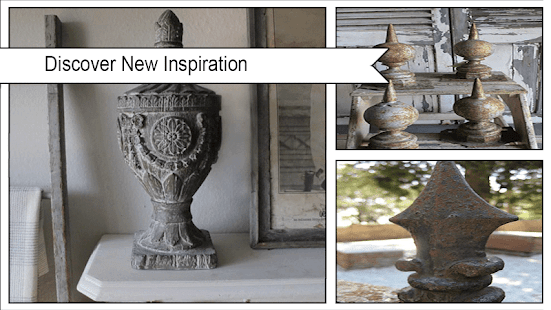 Creative Architectural Finials - náhled