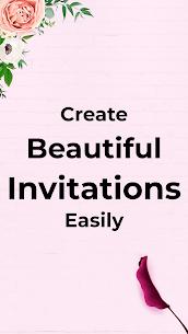 Invitation Maker Free, Paperless Card Creator 1