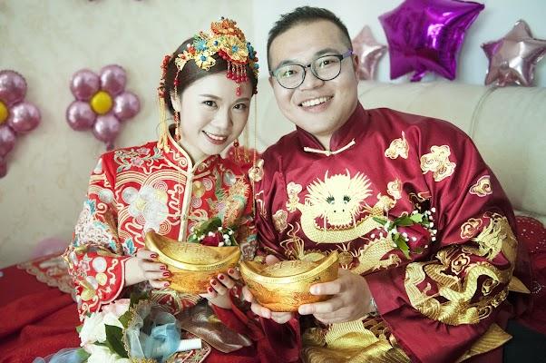婚礼摄影师 Gang Sun (GangSun). 12.06.2017的图片