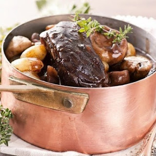Veal With Mushrooms And Herbs