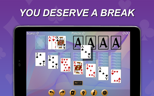 Solitaire MegaPack apkpoly screenshots 17