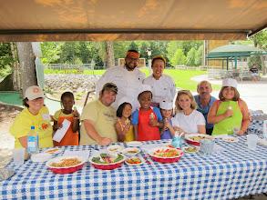 Photo: Day 5: Top Chef Sunshine: WINNING TEAM!!!!!