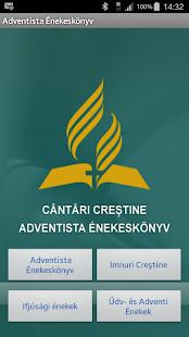 Adventista Énekeskönyv - náhled