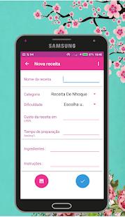 Download free Receita De Nhoque for PC on Windows and Mac apk screenshot 4