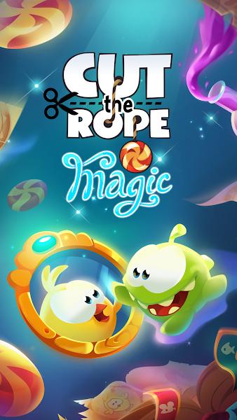Cut the Rope: Magic v1.5.2 (Mod Crystals/Hints)