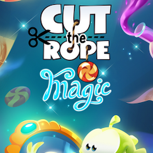 Cut the Rope: Magic v1.5.0 (Mod)