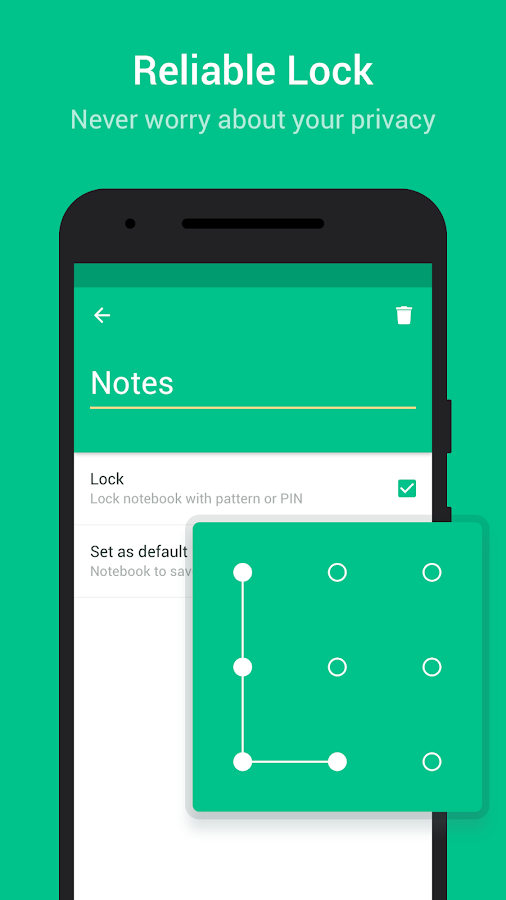 GNotes - Note everything- screenshot