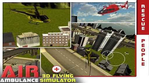 玩免費模擬APP|下載空中救护飞行模拟器 app不用錢|硬是要APP