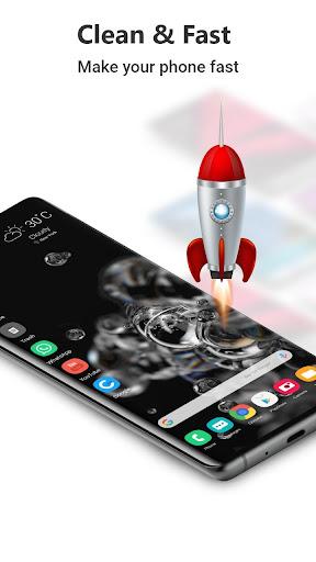 Launcher  Galaxy S20 Style Apk 2