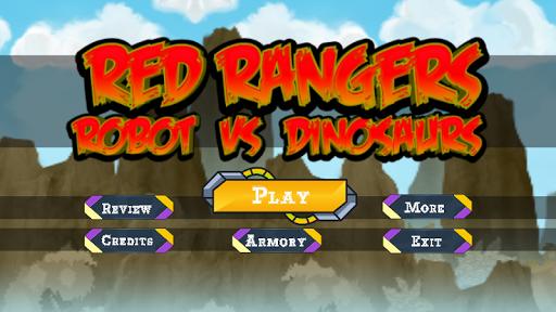 Rangers Vs Dino