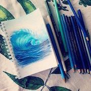 Синий сон
