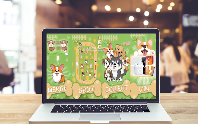 Puppy Town HD Wallpapers Game Theme