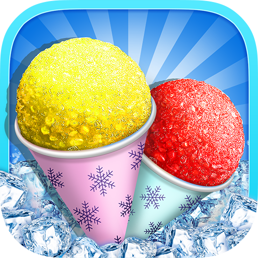 Sugar Cafe: A Snow Cone Maker