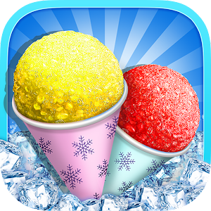 Sugar Cafe: A Snow Cone Maker for PC and MAC