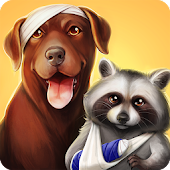 Pet World – My Animal Hospital – Care for animals Icon