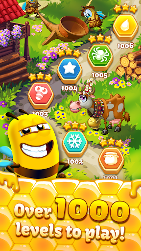 Bee Brilliant - screenshot