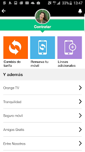 Mi Orange- screenshot thumbnail