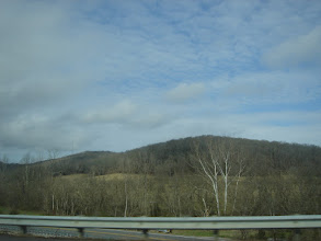 Photo: scenic view along the way