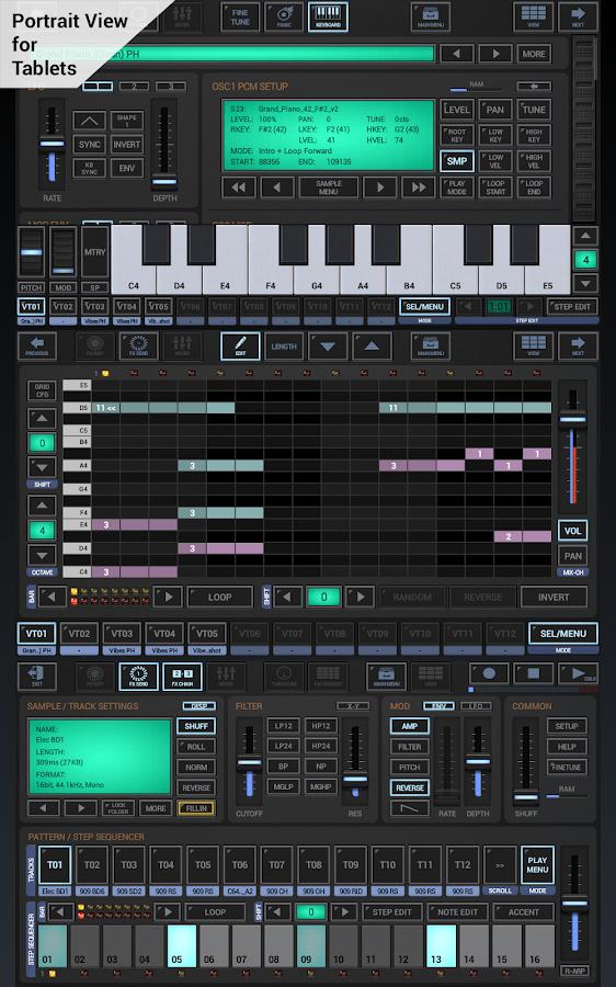 Beatpad v 0.2 5