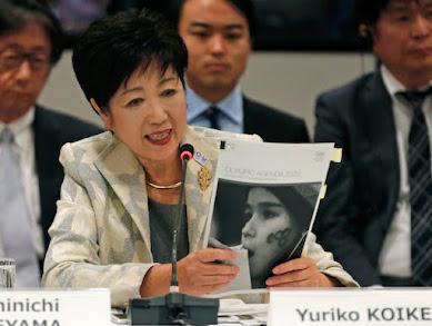 小池百合子さん、豊洲「千客万来」が進まないって江東区議会が怒ってますヨッ