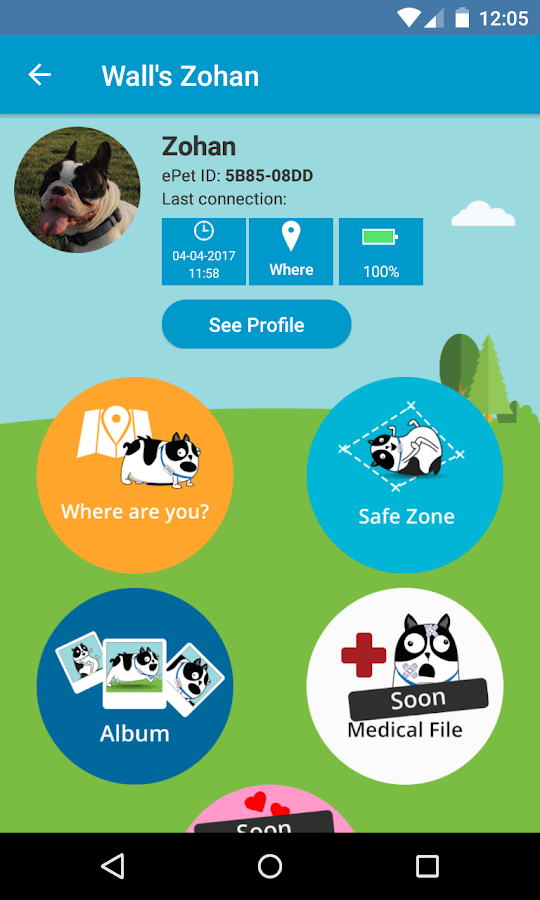 ePet - Your Pet is Online- screenshot