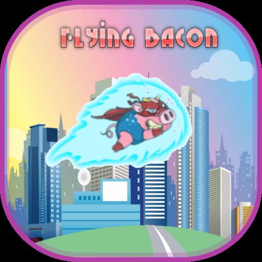 Flying Bacon 動作 App LOGO-APP試玩
