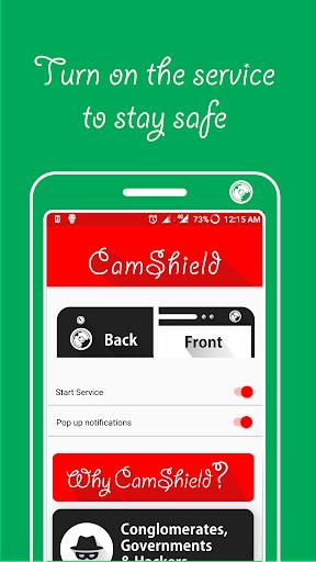 CamShield: Camera Privacy Tool 1.1 screenshots 1