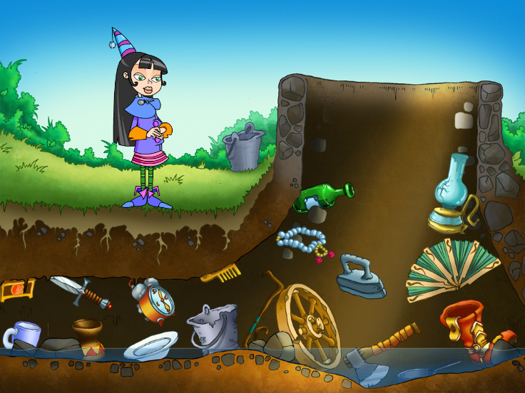 Small Witch 2- screenshot