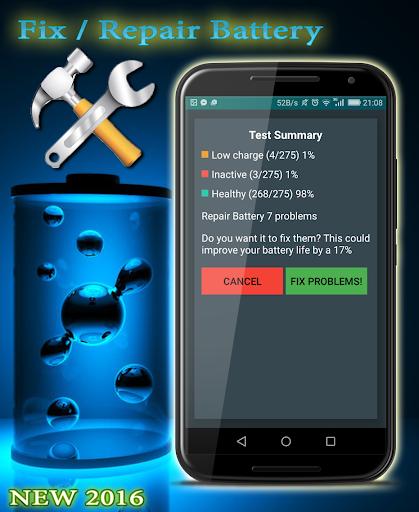 玩免費工具APP|下載Repair Battery & Quick charge app不用錢|硬是要APP