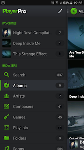 PlayerPro Music Player Trial Screenshot 4
