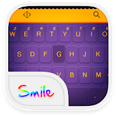 Emoji Keyboard-Smile