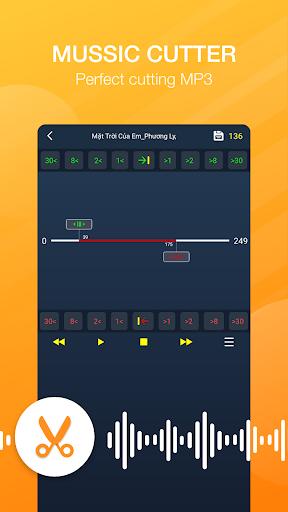 Mp3 Cutter - Ringtone Maker & Audio Editor 4.5 1