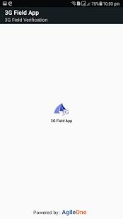 3GFBM Field App - náhled