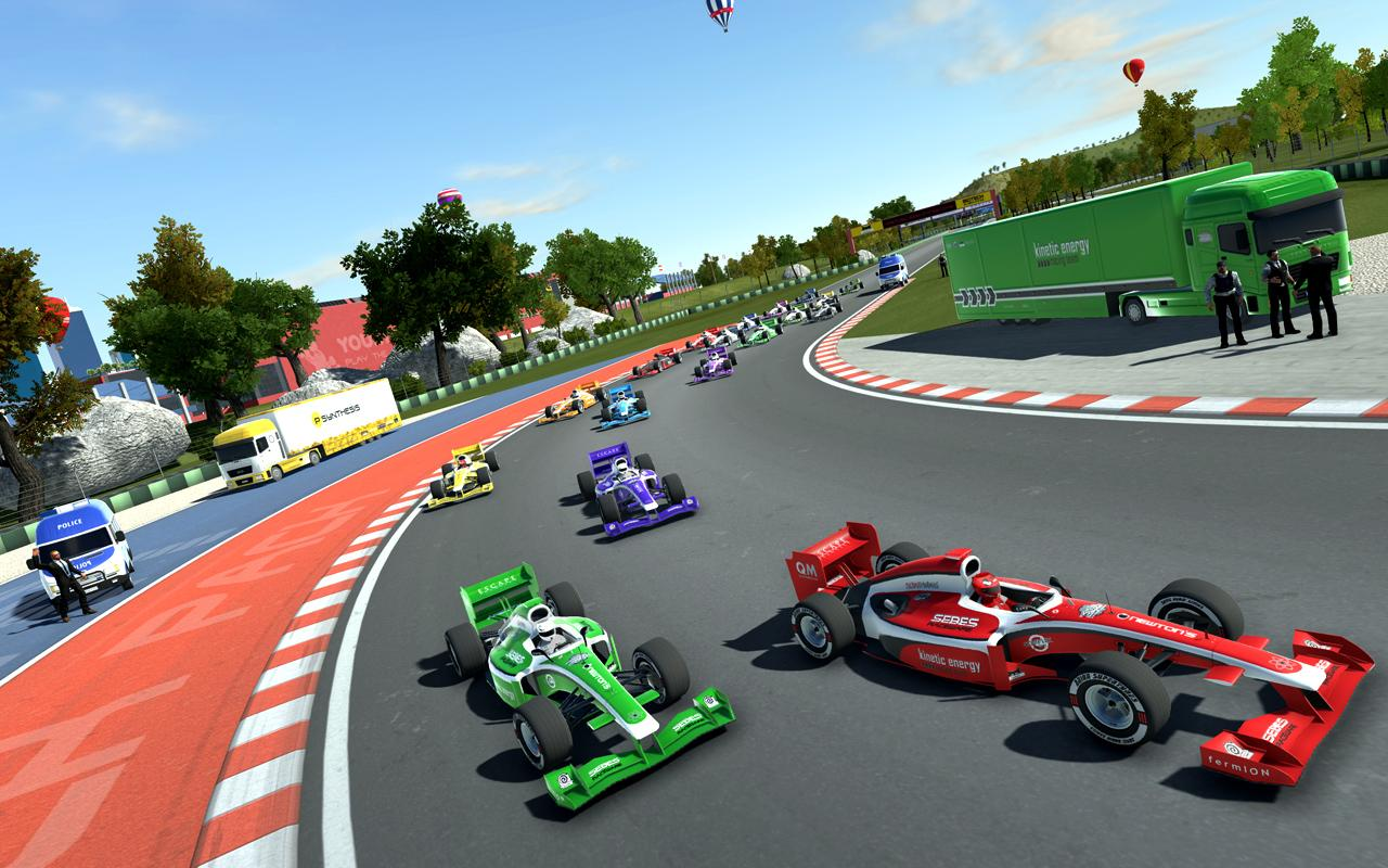 Formula Cars Race Android Apps On Google Play