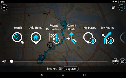 TomTom GPS Navigation Traffic Screenshot 21