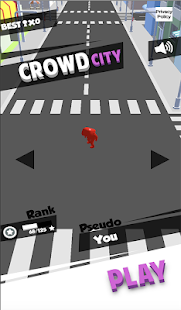 Crowded City Screenshot