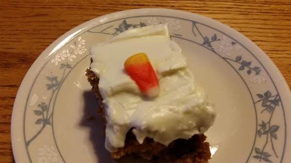 Raw Apple Cake (with Cream Cheese Frosting) Recipe