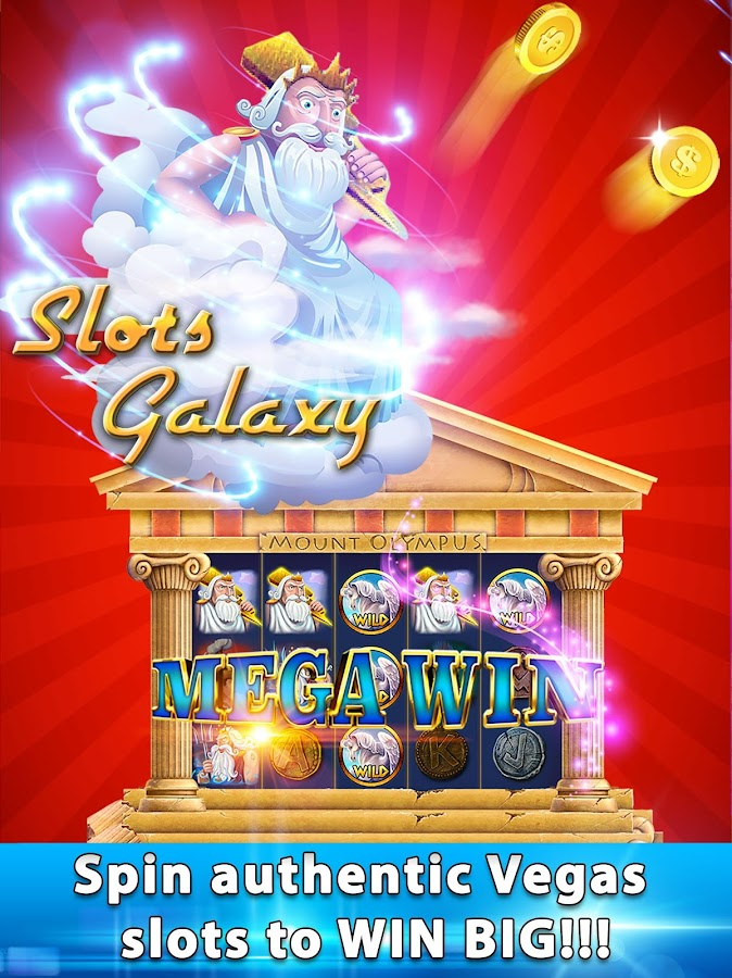 Slots Galaxy: Free Vegas Slots- screenshot