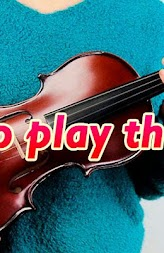 Learn to play the violin APK screenshot thumbnail 2