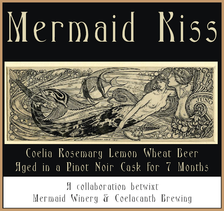 Logo of Coelacanth Mermaid Kiss