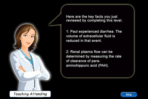 PHYSIOLOGY TEST PREP GAME APP