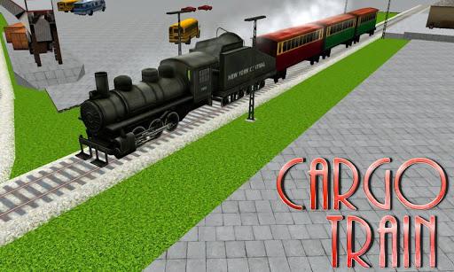 貨物鉄道シミュレータの 3D