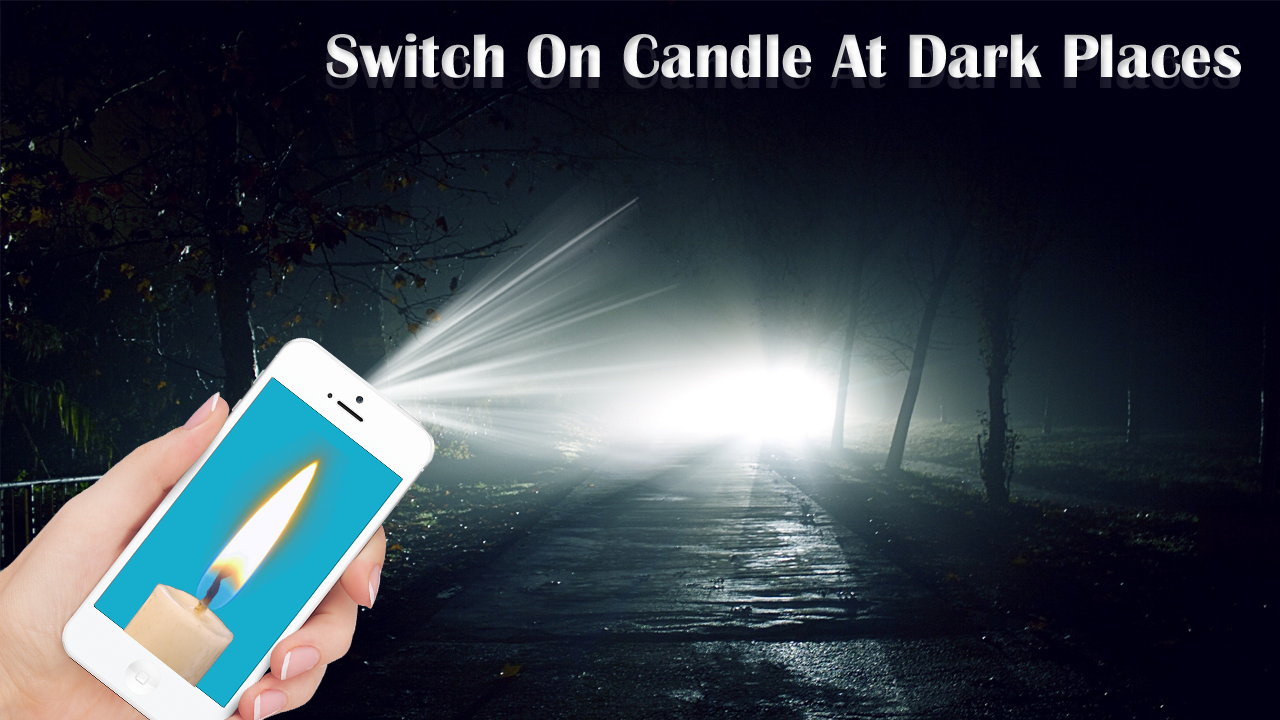 Candle Flashlight App Apl Android Di Google Play