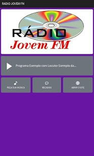 RADIO JOVEM FM- screenshot thumbnail