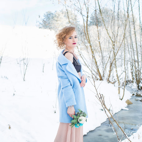Wedding photographer Natalya Sidorovich (zlatalir). Photo of 27.01.2018